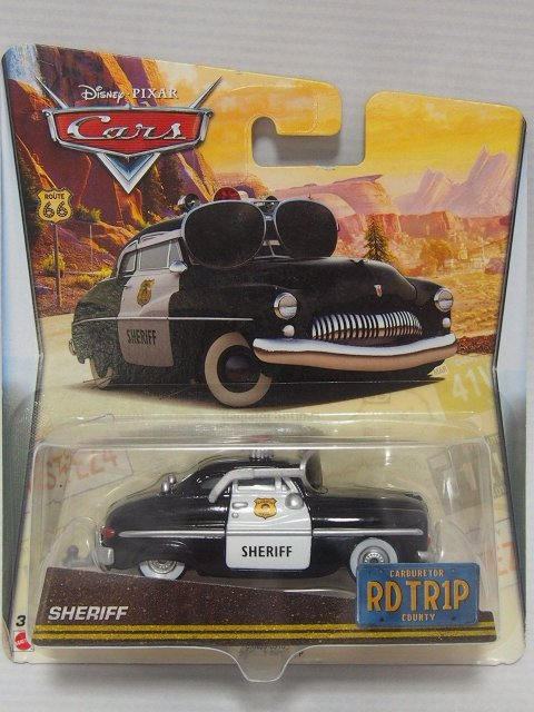 訳有特価】SHERIFF ROAD TRIP series 2016