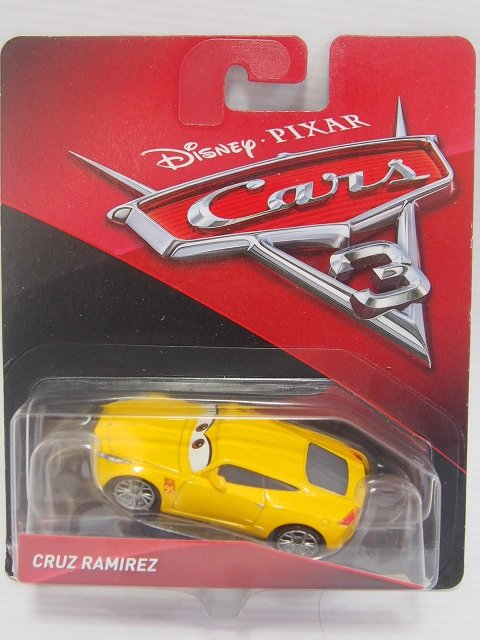 CRUZ RAMIREZ CARS3版