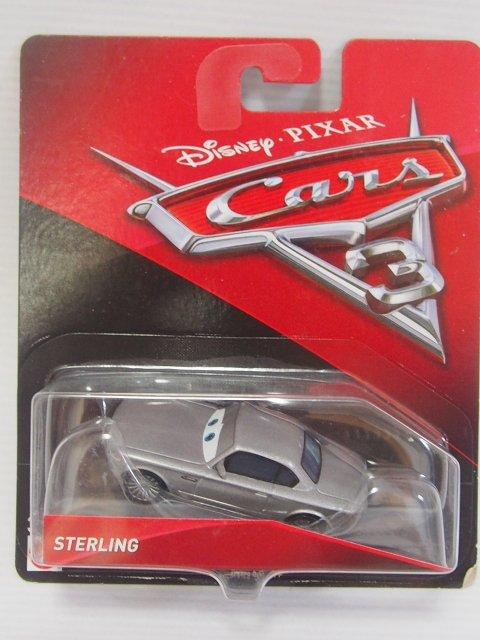 STERLING CARS3版