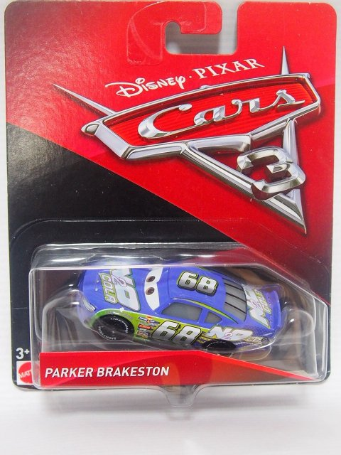 PARKER BRAKESTON No.63 (N2O COLA) CARS3版