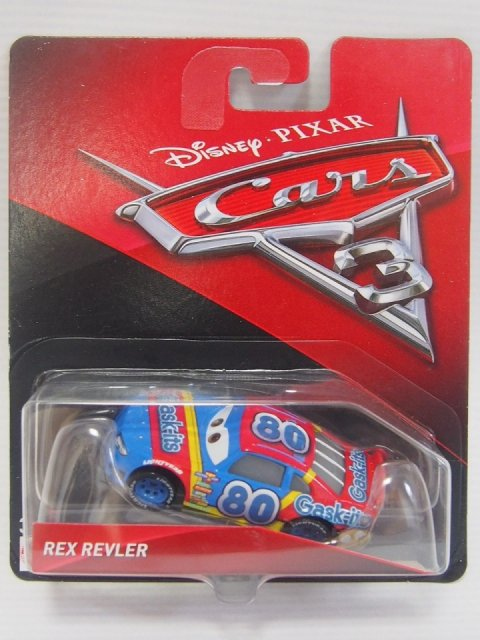 訳有特価】REX REVLER NO.80 (GASK-ITS) CARS3版