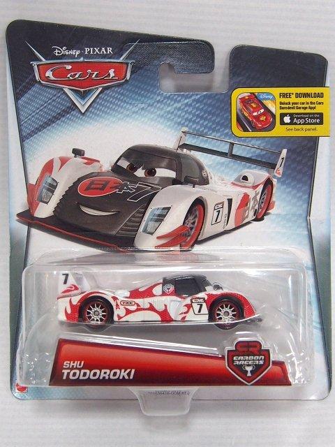 CARBON RACERS SHU TODOROKI