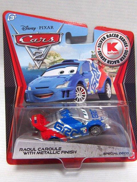 RAOUL CAROULE SILVER METALLIC RACER K-MART DAY限定  PC版 #8
