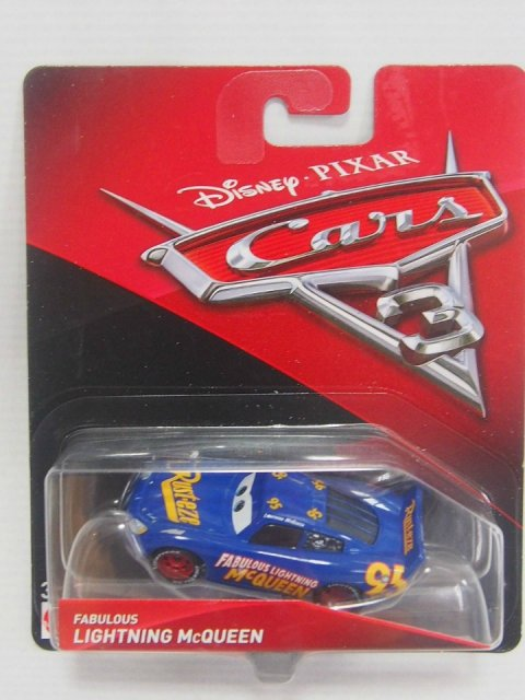 FABULOUS LIGHTNING MCQUEEN CARS3版