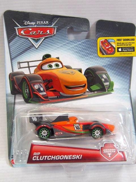 CARBON RACERS RIP  CLUTCHGONSESKI