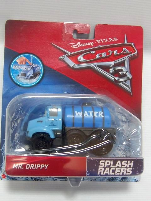 CARS3 SPLASH RACERS DR DRIPPY DELUXE版