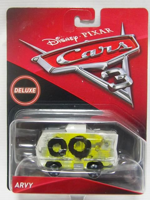 ARVY DELUXE CARS3版