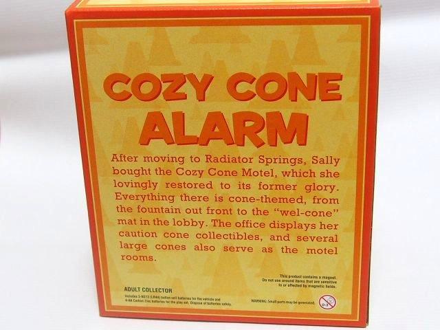 ご予約販売品】COZY CONE ALARM CLOCK 2017 D23限定販売品