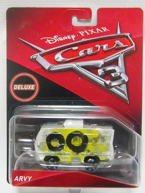訳有特価】ARVY DELUXE CARS3版