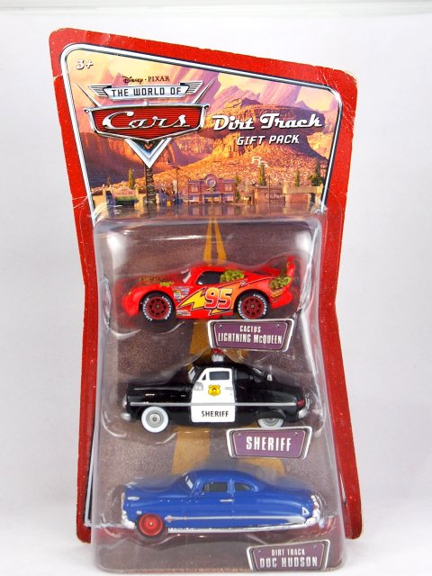 DIRT TRACK GIFT PACK 3PACK