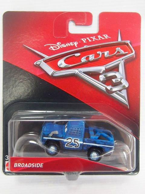 BROADSIDE CARS3版