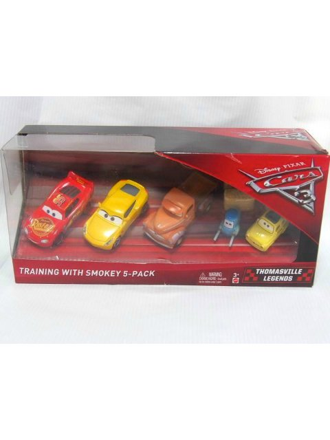 訳有特価】TRAINING WITH SMOKEY 5-PACK  【THOMASVILLE LEGENDS】