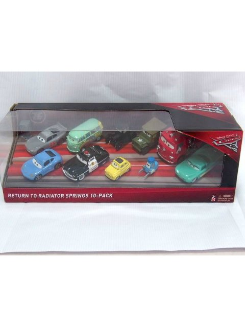 RETURN TO RADIATOR SPRINGS 10-PACK