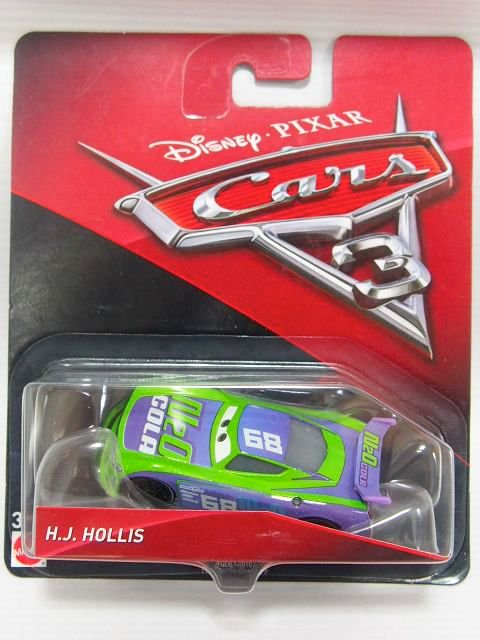 HJ HOLLIS NO.68( N2O COLA ) CARS3版