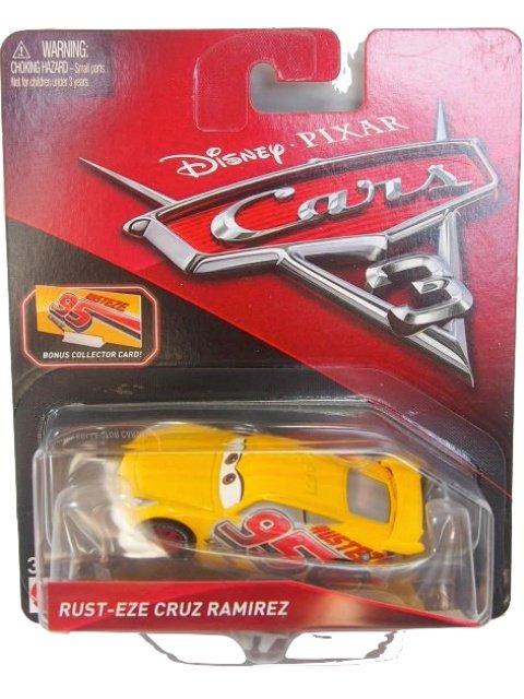 RUST-EZE CRUZ RAMIREZ with BONUS COLLECTOR CARD版