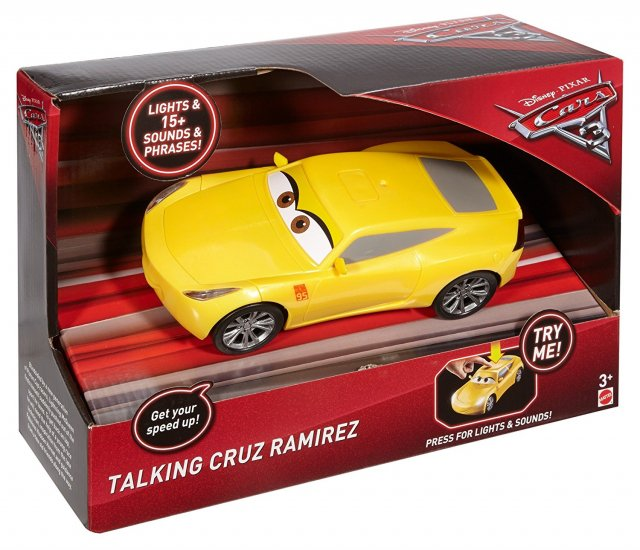 CARS3 TAKING CRUZ RAMIREZ 1:21