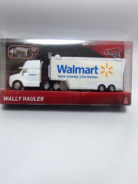 訳有特価】WALLY HAULER CARS3