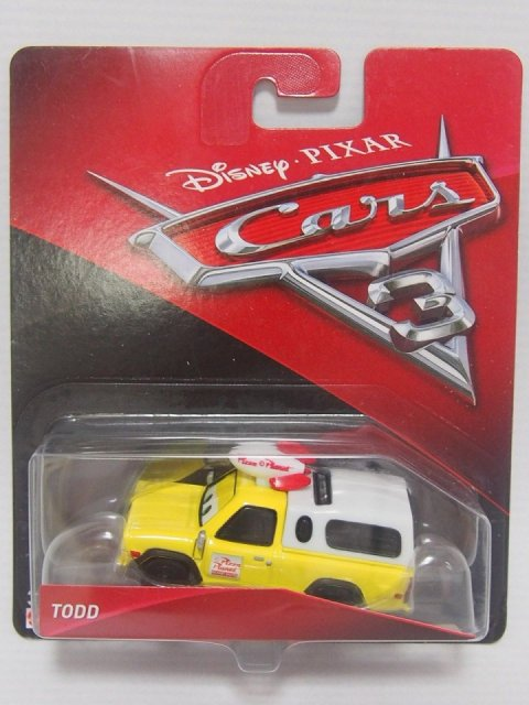 訳有特価】PIZZA PLANET TODD CARS3 ONLY AT WALGREEN