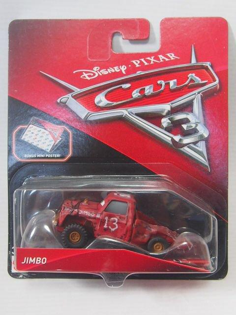 JIMBO CARS3版 WITH ミニポスター