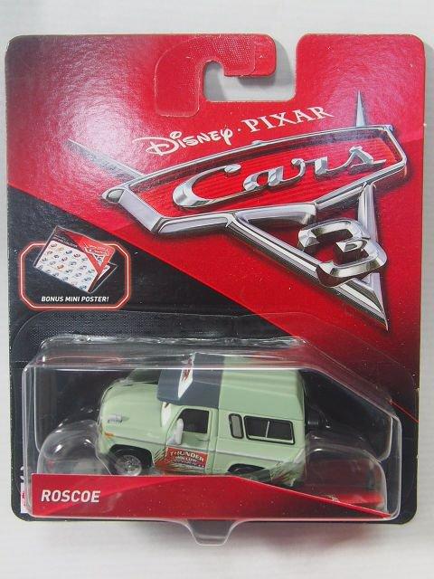 ROSCOE CARS3版 WITH ミニポスター
