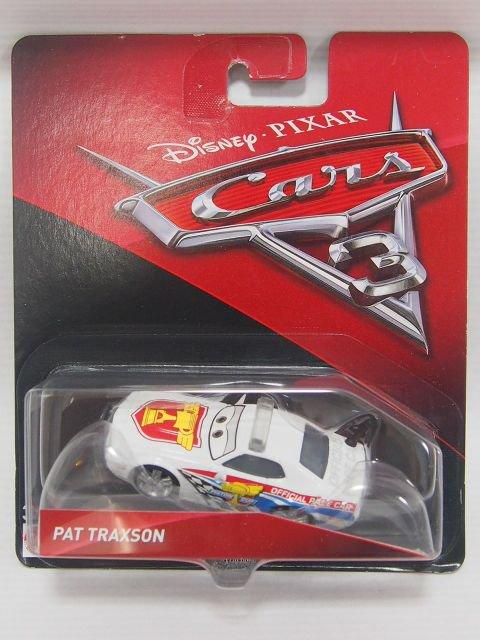 訳有特価】PAT TRAXSON  CARS3版