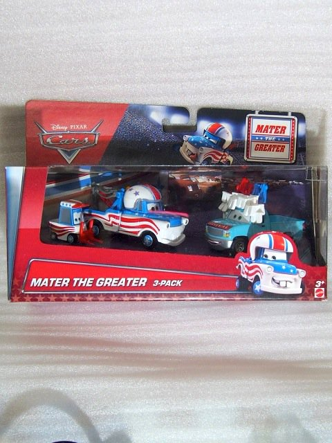 訳有特価】MATER THE GREATER 3PACK 2016