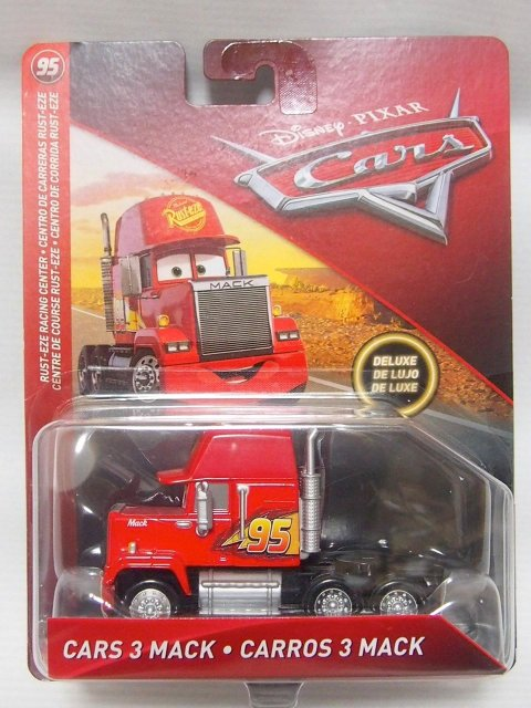 CARS3 MACK  DELUXE 2018
