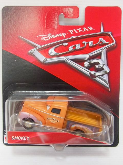 訳有特価】SMOKEY CARS3 LONG BED Ver