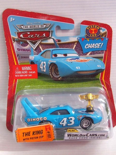 THE KING WITH PISTON CUP CHASE! WOC版