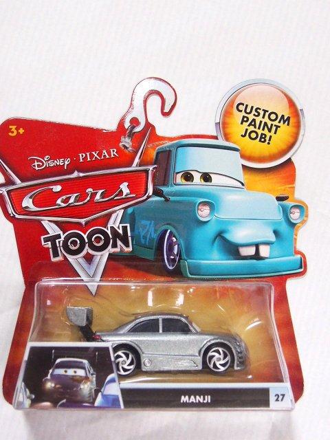 MANJI CARS TOON版
