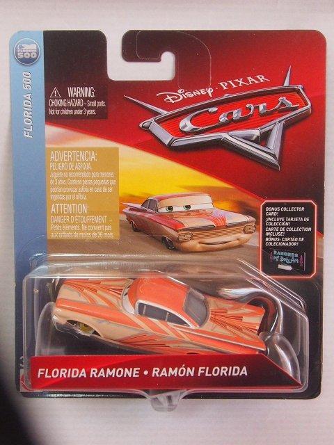 FLORIDA RAMONE 2018 with ボーナスカード