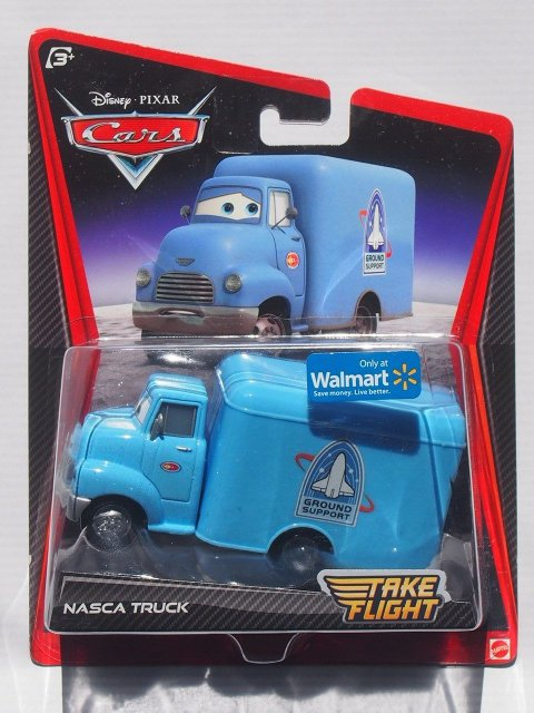 TAKE FLIGHT NASCA TRUCK DELUX版 WALMART限定2012年