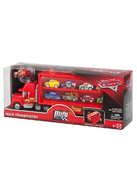 MINI RACERS マック トランスポーター 16台収納可能!