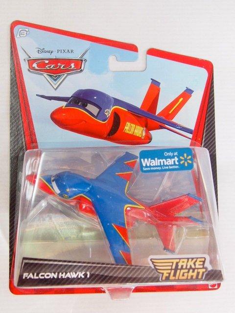TAKE FLIGHT FALCN HAWK 1 DELUXE WALMART限定2012年