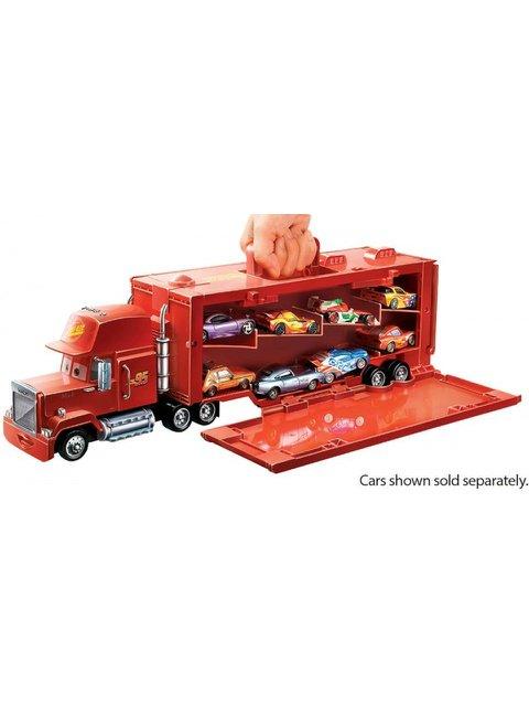 CARS3 MACK CARRYING CASE 16台収納可能な巨大なマックトラック キャリーケース