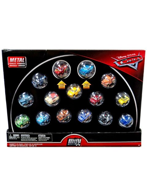 MINI RACERS VARIETY 15-PACK