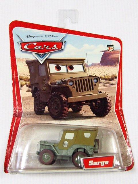 SARGE 2006 DESERT 初期エラー版