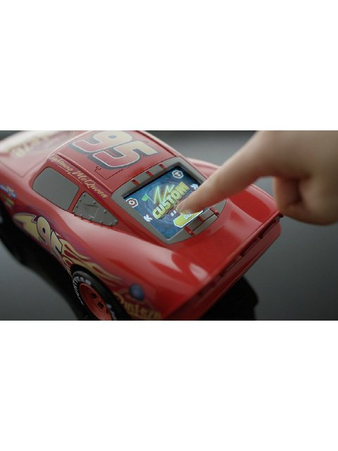 外箱訳有特価】CARS3 TECH TOUCH LIGHTNING MCQUEEN