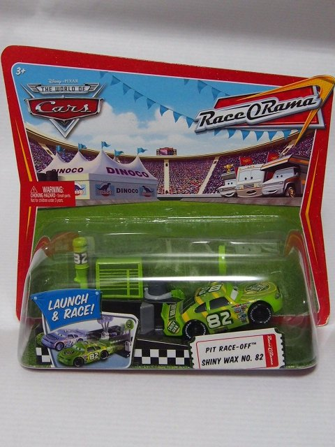 訳有特価】PIT RACE OFF LAUNCHER SHINY WAX NO.82  ROR 2009年