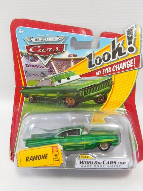 訳有特価】RAMONE GREEN LOOK EYES CHANGE 2009 ROR版