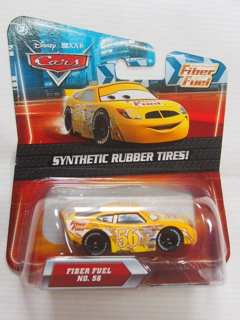 FIBER FUEL No.56 RUBBER TIRE 2010 K-MART DAY限定!