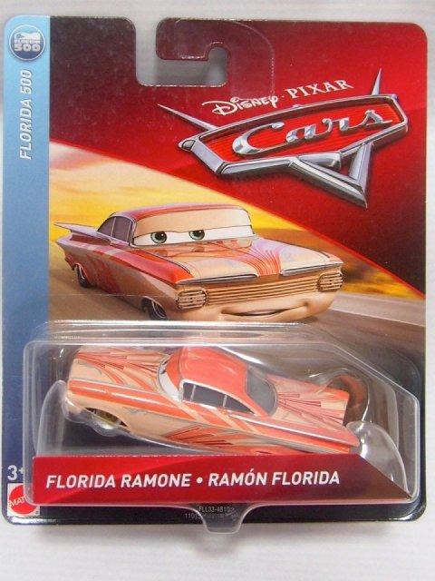 訳有特価】FLORIDA RAMONE 2018