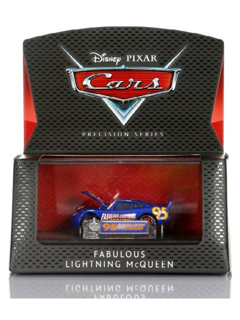 訳有特価】PRECISION series FABULOUS LIGHTNING MCQUEEN