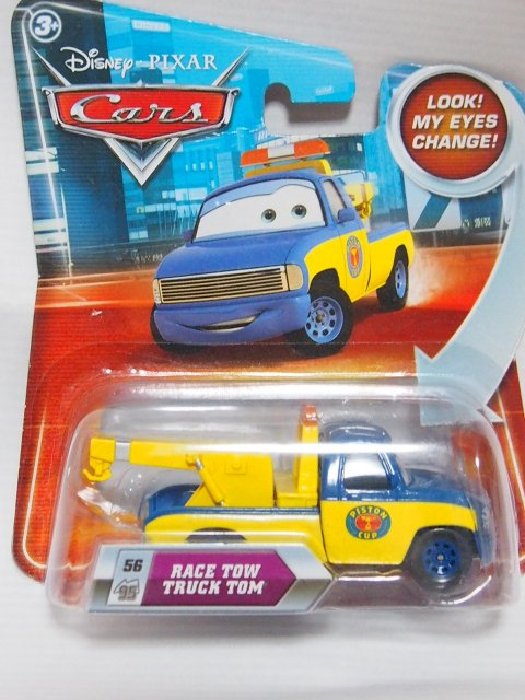 訳有特価】RACE TOW TRUCK TOM  2011 NS LOOK EYES CHANGE版*