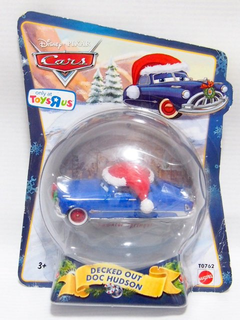 訳有特価】DECKED OUT DOC HUDSON【HOLIDAY SPIRIT 2011】TOYSRUS 限定