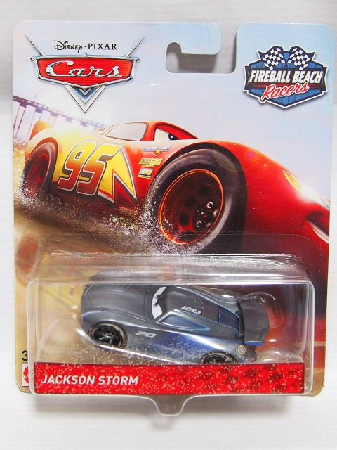 FIREBALL BEACH RACERS 2018 : JACKSON STORM