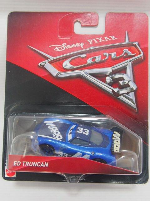 訳有特価】ED TRUNCAN NO.33 (MOOD SPRINGS) CARS3版