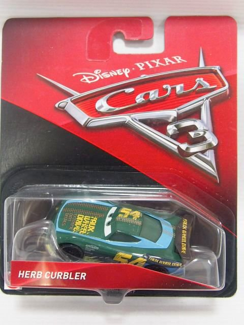 訳有特価】HERB CURBLER NO.54(FAUX WHEEL DRIVE) CARS3版