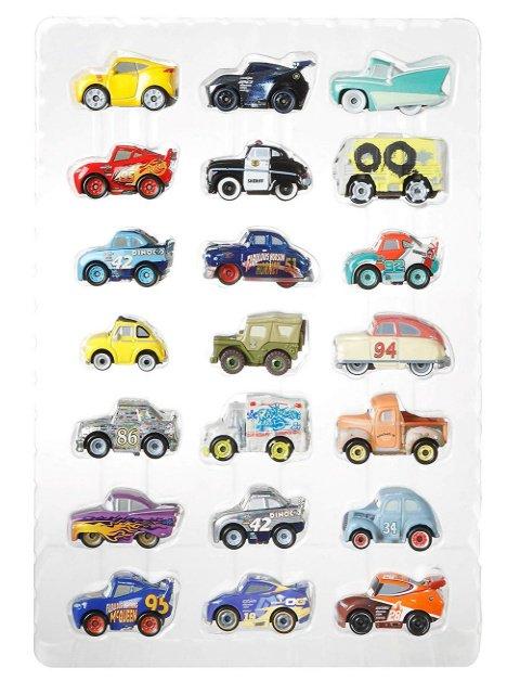 MINI RACERS ミニミニカーズ 21-PACK 簡易包装版