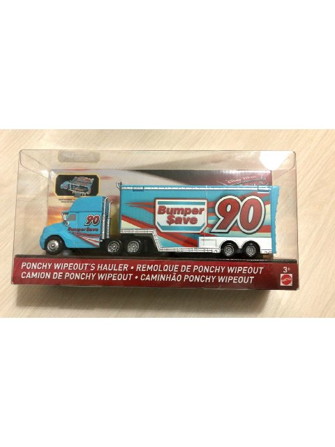 PONCHY WIPEOUT'S  (BUMPER SAVE No.90) HAULER 2018